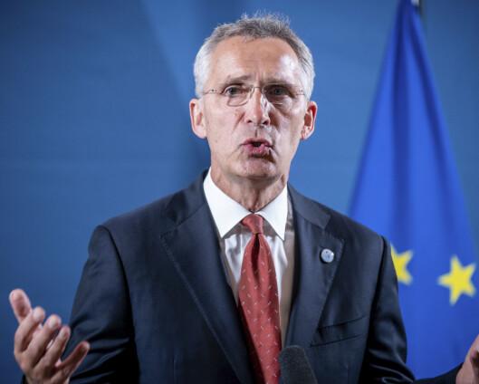 Nato oppretter romkommando i Tyskland