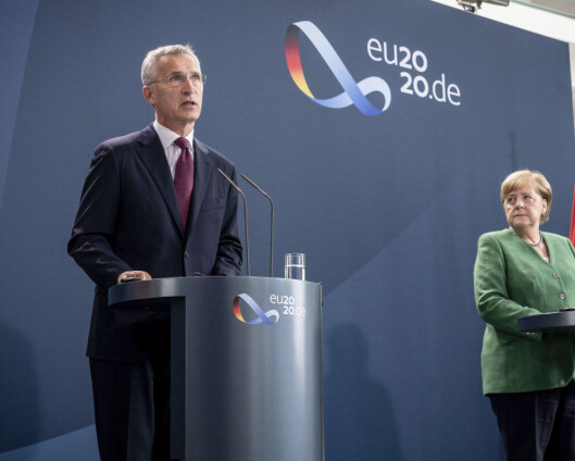 Takket Tyskland for forsøk på å dempe spenningen i Middelhavet