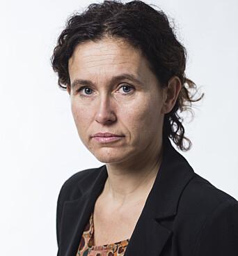 Seniorforsker Julie Wilhelmsen, NUPI