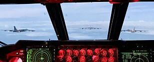 Seks B-52 flyr over alle 30 Nato-landene