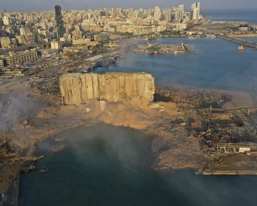 FN: Halve Libanon kan stå overfor matkrise