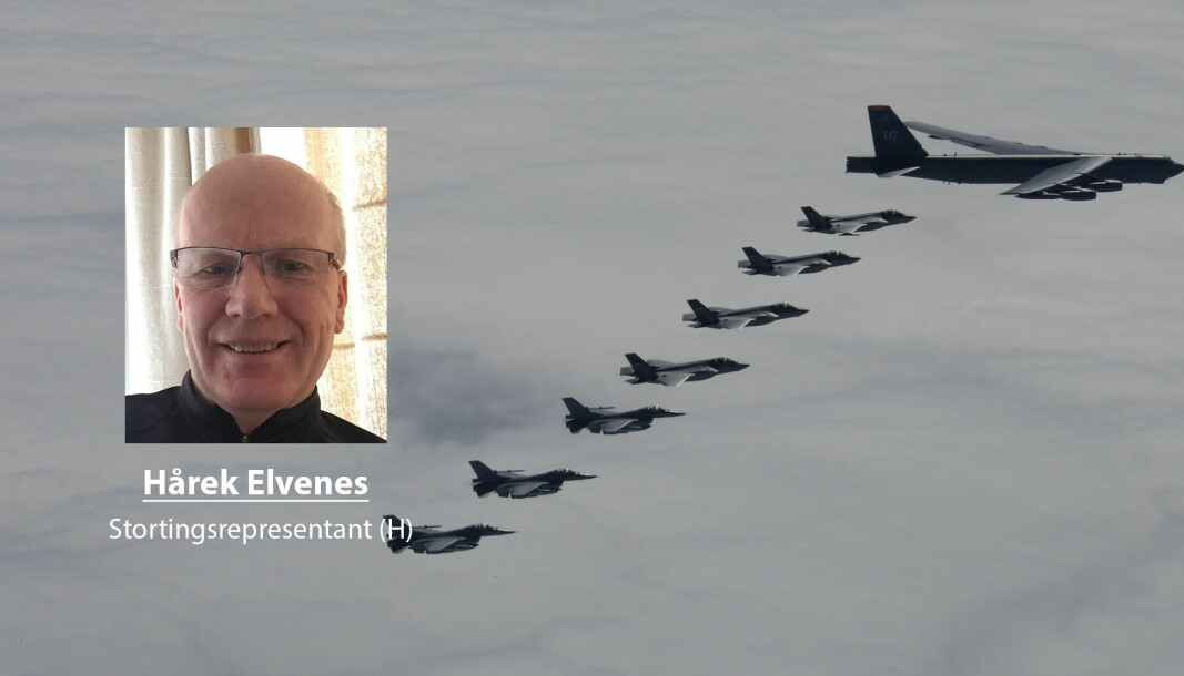 Russland håper at fortellingen om Norge som USAs forlengende arm skal slå an, skriver Hårek Elvenes.