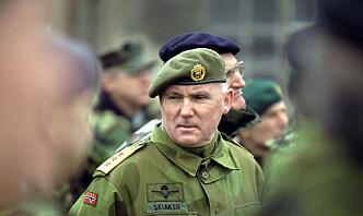 – Hatet ulmet under overflaten. Jeg skjønte at NATO kom til å bli lenge.