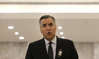 Mustapha Adib blir ny statsminister i Libanon