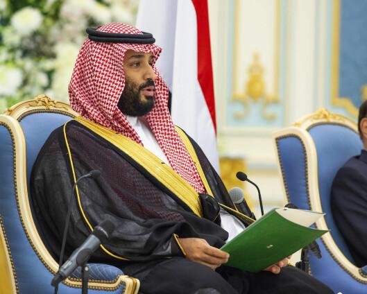 Militærtopp avsatt i Saudi-Arabia