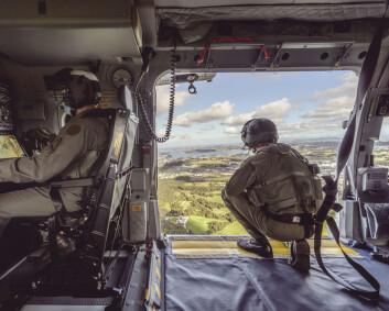 – Forsvaret og sivilsamfunnet må spille sammen
