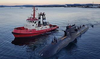 Norges neste ubåt på besøk