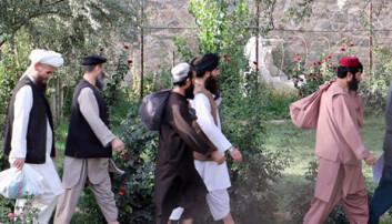 Afghanske myndigheter gjenopptar løslatelse av Taliban-fanger