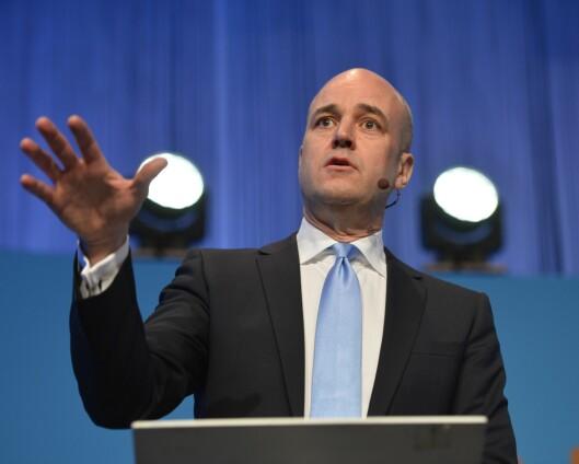 Fredrik Reinfeldt advarer i bok: Fire nye år med Trump kan gjøre USA til diktatur