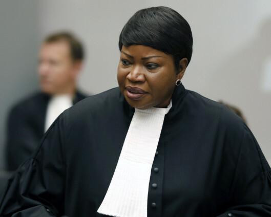 USA etterforskes for mulige krigsforbrytelser - innfører sanksjoner mot ICC