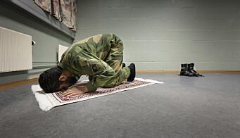 På sikt skal et stort teppe dekke hele gulvet.