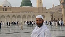 I Medina på pilgrimsreise.