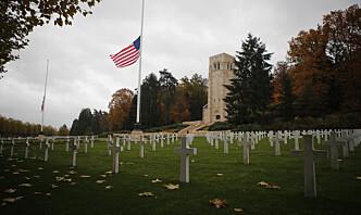 Medier: Trump skal ha omtalt falne soldater som «tapere»