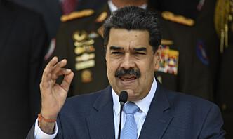 Maduro sier «amerikansk spion» er pågrepet i Venezuela