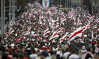 Frykter at opposisjonelle i Hviterussland skal være bortført