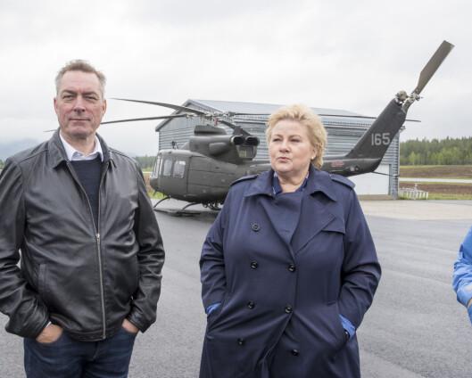 Vi ivaretar Norge som en troverdig Nato-alliert