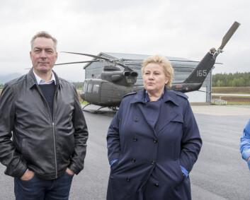 Ny norsk kurs i Nato