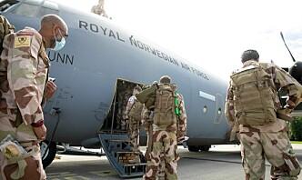 Slik blir Norges nye Irak-oppdrag