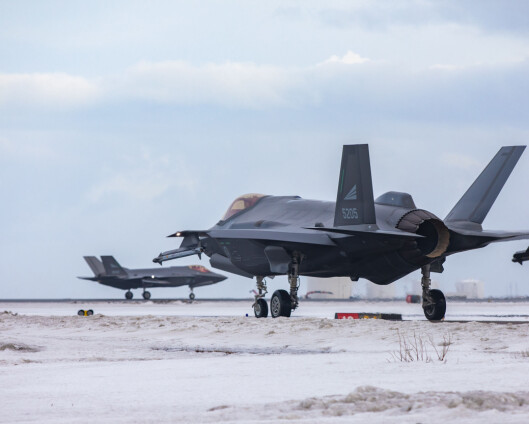 Nytt Nato-oppdrag for F-35