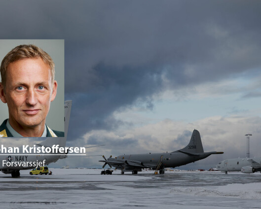 Andøya: – Forsvaret vil strekke seg langt