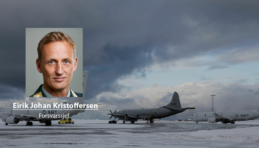 På Andøya, som i mange andre kommuner, er våre forsvarsansatte en del av lokalmiljøet - også etter 2023, skriver forsvarssjef Eirik Johan Kristoffersen.