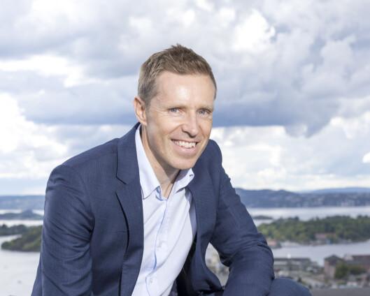 Eirik Haslestad til konsulentselskapet Sopra Steria
