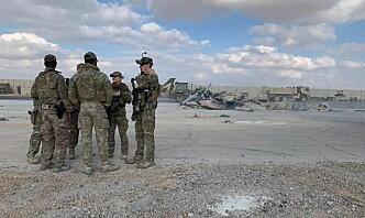 USA reduserer til 3000 soldater i Irak