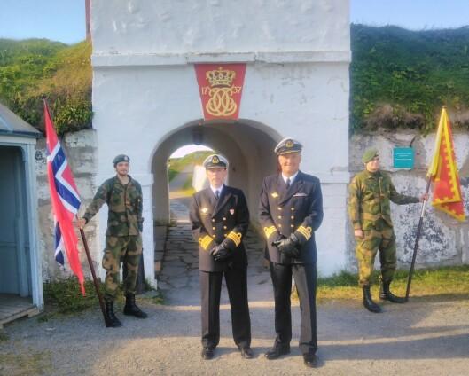 Ny kommandant på Vardøhus