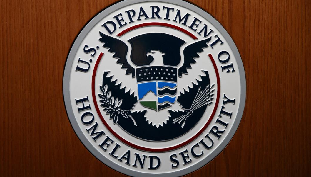 Department of Homeland Security (DHS) eller USAs departement for innenlandssikkerhet på norsk.