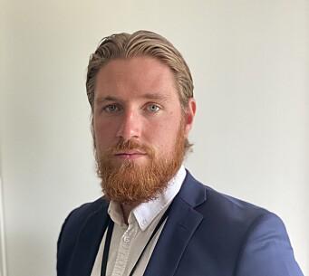 Daniel Osen, sikkerhetsmedarbeider i Brigade Nord