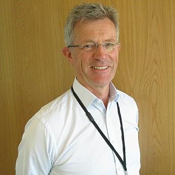 Carl Oscar Pedersen er utbyggingssjef for Forsvarsbygg på Ørland flystasjon