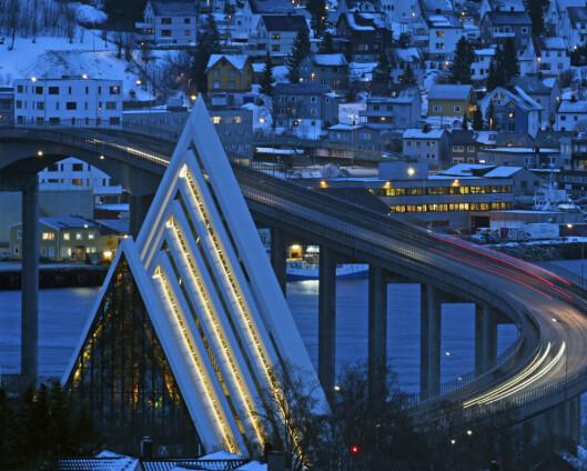 Tromsø sier nei til atomdrevne ubåter på kommunal kai