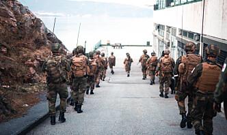 Øvelse avlyst for 500 HV-soldater