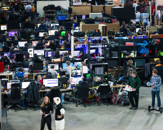 Skal bruke gaming som et pilotprosjekt på Madla