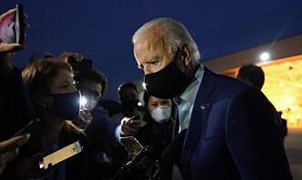 Biden vil beholde styrker i Irak og Afghanistan