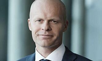Iver Christian Olerud blir konserndirektør for strategi og forretningsutvikling i Kongsberg Gruppen