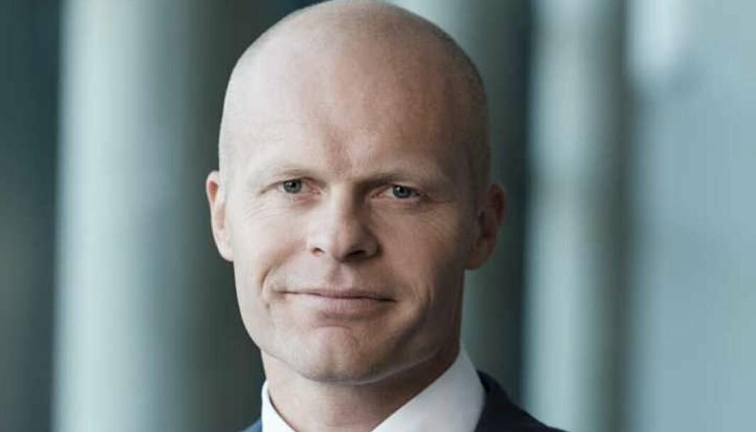 Iver Christian Olerud er ny konserndirektør for strategi og forretningsutvikling i Kongsberg Gruppen.