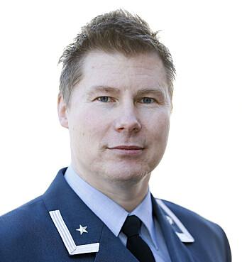 Major Stian Roen