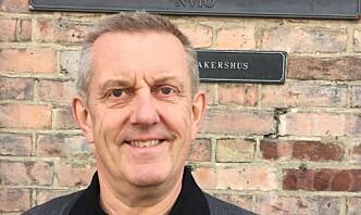 Bjørn Robert Dahl er ny generalsekretær i NVIO