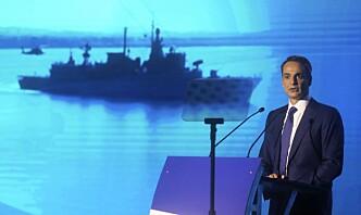 Spenningen øker mellom Nato-land: Hellas ruster opp militæret
