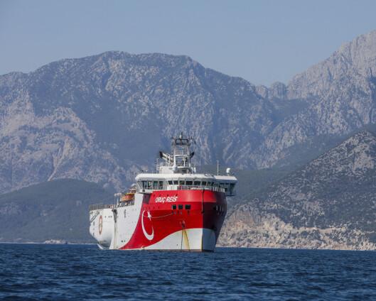 Hellas og Tyrkia åpne for samtaler