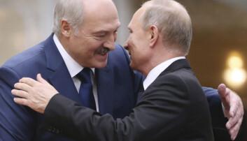 Lukasjenko til Russland for å møte Putin