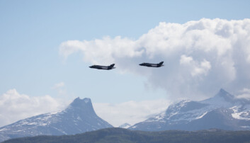 Har identifisert flere russiske fly utenfor norskekysten enn i fjor