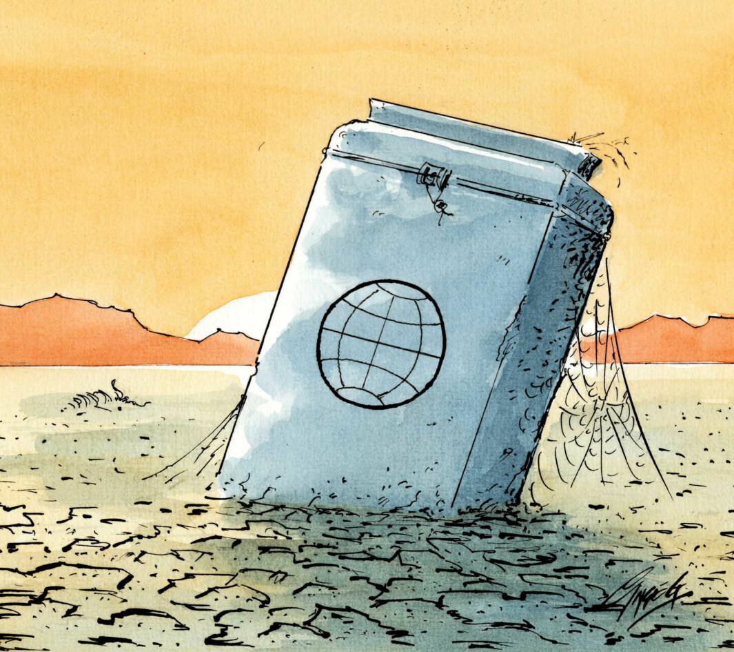 Det siste tiåret har vi vært vitne til at lovende demokratier presses i mer autoritær retning, skriver Harald Stanghelle