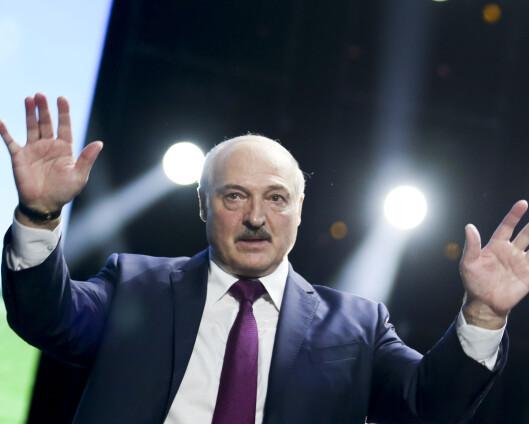 Fordømmer sperring av internett i Hviterussland
