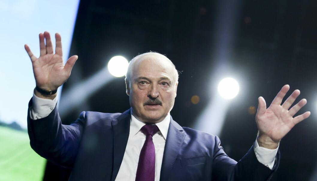 Norge er blant 29 land som fordømmer stenging og forstyrrelser i internett-tilgangen i Hviterussland etter valget i august, der president Aleksandr Lukasjenko ifølge landets valgkommisjon fikk over 80 prosent av stemmene. Opposisjonen og EU mener valget er ugyldig.