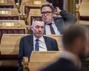 Forsvarsministeren: – Jeg er glad for at vi nå har ryddet opp