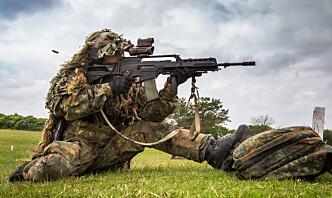 Valg av nytt våpen setter sinnene i kok