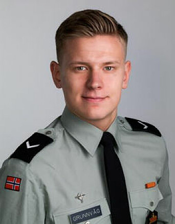 Aksel Grunnvåg er landstillitsvalgt i Tillitsvalgtordningen i Forsvaret (TVO).