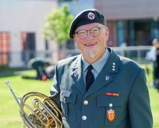 Hornist Molvær startet og avslutter karrieren med Beethoven